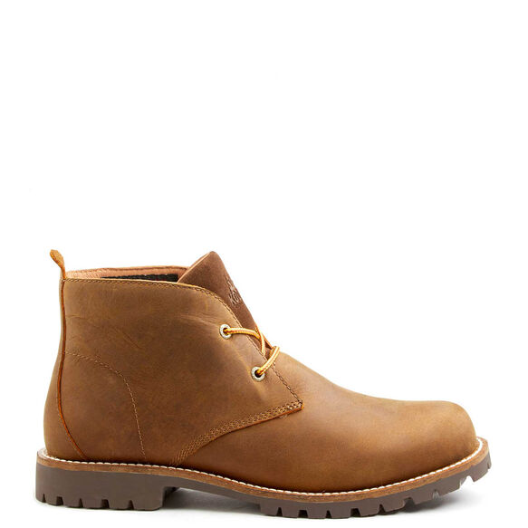 Men's Kodiak Carden Waterproof Chukka Boot - Dark Gold
