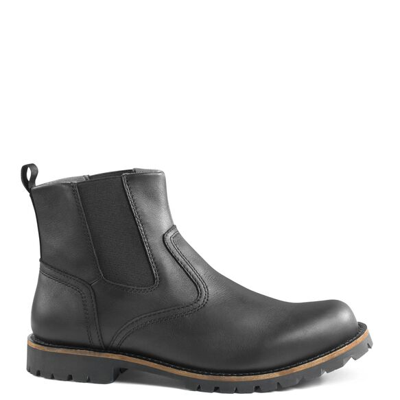 Men's Kodiak Bruce Waterproof Chelsea Boot - Black
