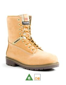 Men's Kodiak ProWorker® Steel Toe 8 Inch Work Boot - Wheat