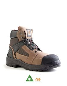 Men's Kodiak Rebel Steel Toe 6 Inch Work Boots -