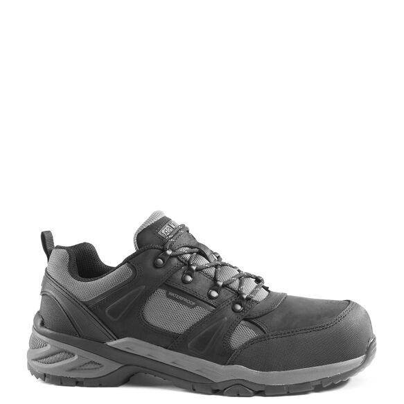 Men's Kodiak Rapid Composite Toe Hiker Work Shoe - Black