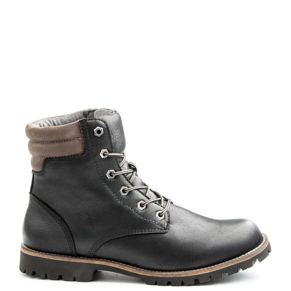 Men's Kodiak Magog Waterproof Boot - Black Luster