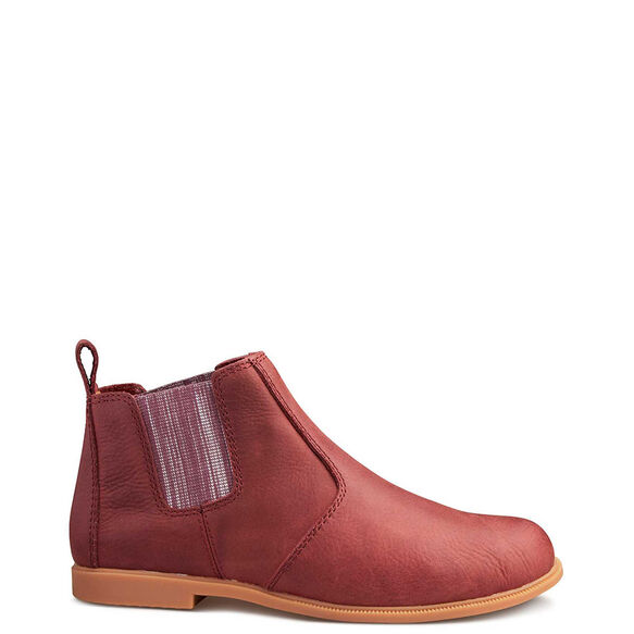 Women's Kodiak Low-Rider Chelsea Boot - Red